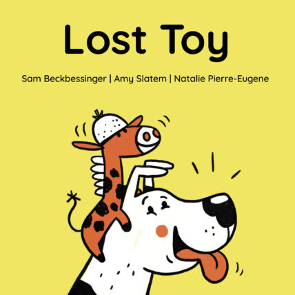 Lost Toy by Sam Beckbessinger