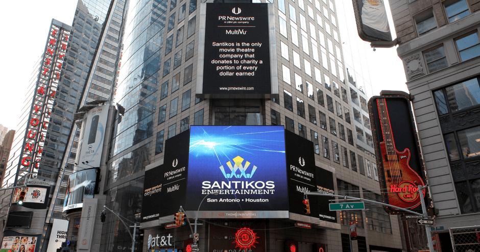 Santikos Entertainment Casa Blanca Grand Opening
