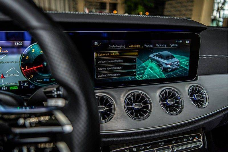 Mercedes-Benz E-Klasse Cabrio 300 AMG | Nieuw Model! | Head-up Display | Memory | Drivers Package | afbeelding 22