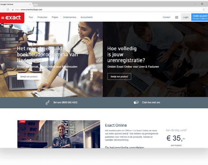 Start Exact Online debiteurenbeheer met Payt