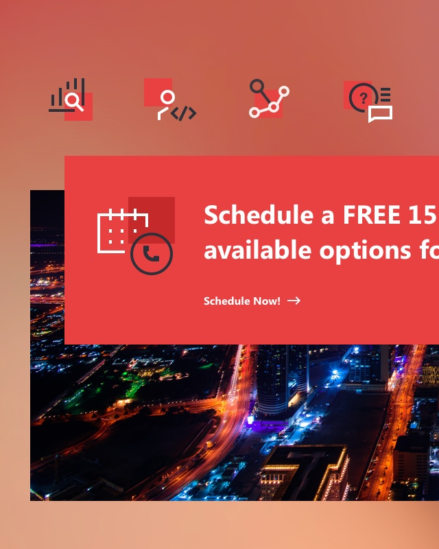 VS Office web design