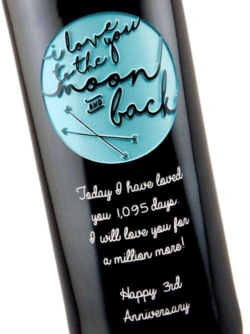 Etching Expressions deep etched and hand painted wine