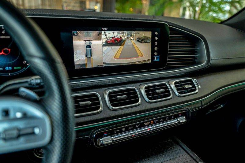 Mercedes-Benz GLE 450 4MATIC AMG   Panorama   Head-up Display   Memory   Burmester   Luchtvering   NP €140.000 afbeelding 19