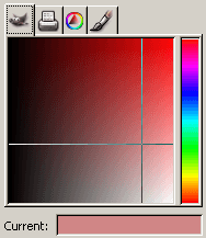 GIMP Color Chooser