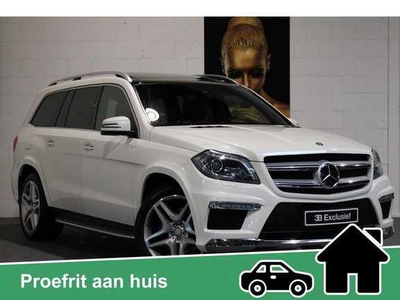 Mercedes-Benz GL-Klasse 500 4-Matic Zeer kompleet! nwprijs € 174.000,00