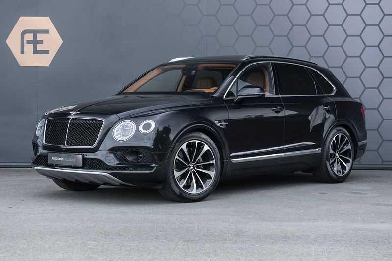 Bentley Bentayga 4.0 D (BTW AUTO) Elektrische trekhaak + Apple Carplay + Adaptive Cruise + Nachtzicht + Werkelijk in nieuwstaat afbeelding 1