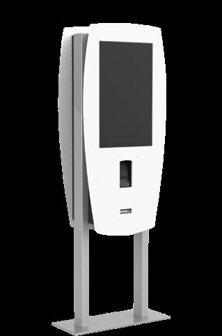 Self-service ordering kiosk