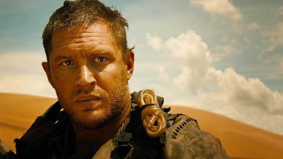 Image of Tom Hardy as Mad Max