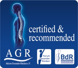 AGR test logo