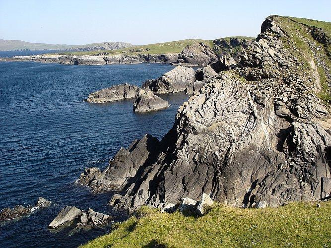 Yell Cliffs
