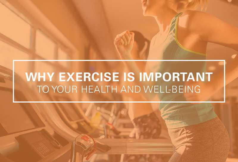 3 Reasons Why Exercise is Important