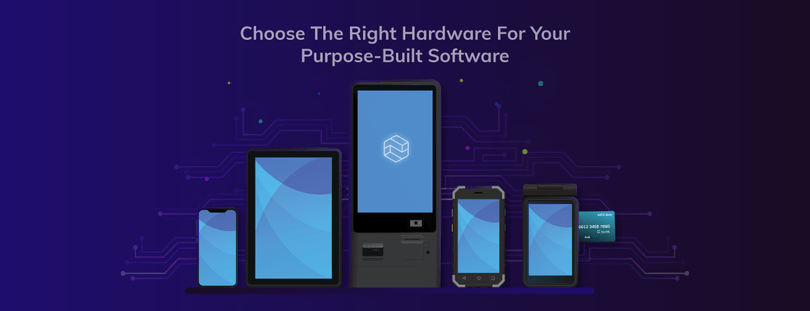 Your Purpose-Built Software Needs The Right Hardware And We Have A Solution