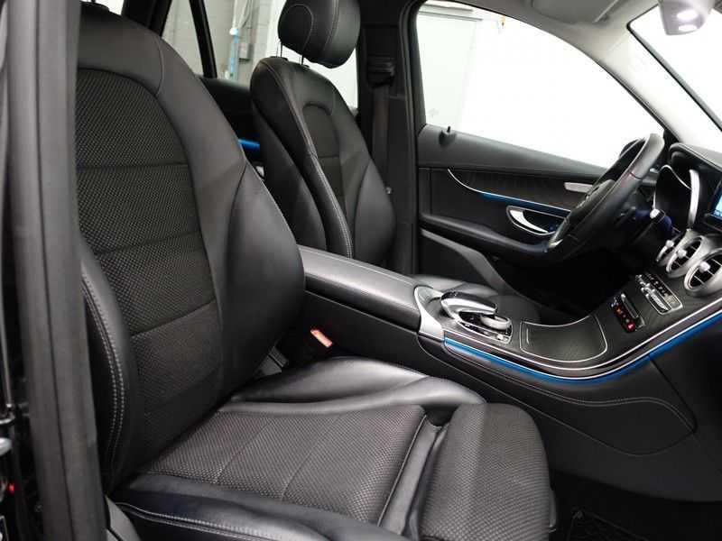 Mercedes-Benz GLC 250D 4MATIC Prestige AMG Ed Aut- Pano, Burmester, Leer, Camera, Full! afbeelding 24