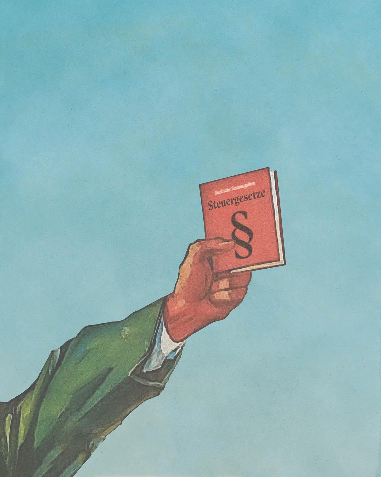 Wie das Steuerrecht zu einer gerechteren und nachhaltigeren Gesellschaft beitragen kann
