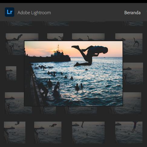 Fitur Adobe Photoshop Lightroom