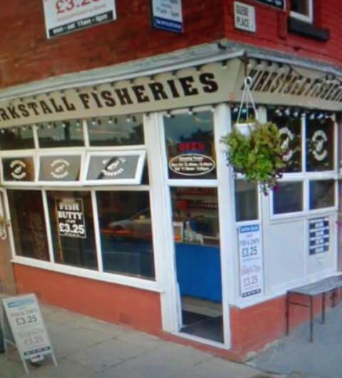 Kirkstall Fisheries food