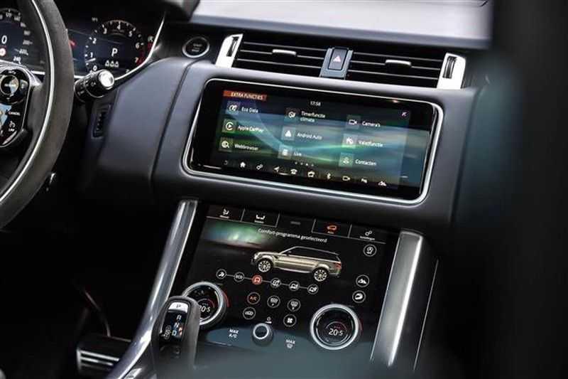 Land Rover Range Rover Sport P400 HST 22INCH+PANO.DAK+ST.KOELING NP.155K afbeelding 18