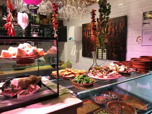 Essen und Trinken in Palma