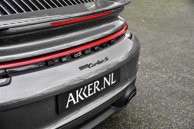 Porsche 911 TURBO S CABRIO ACC+ST.KOELING+MATRIX LED afbeelding 12