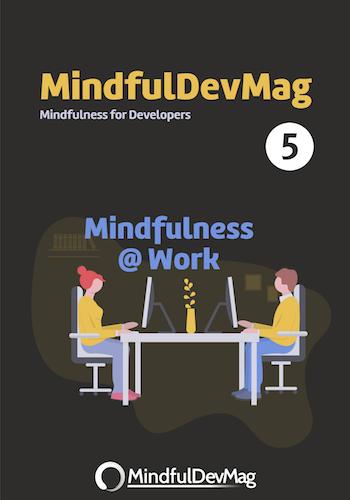 MindfulDevMag Cover Issue #5