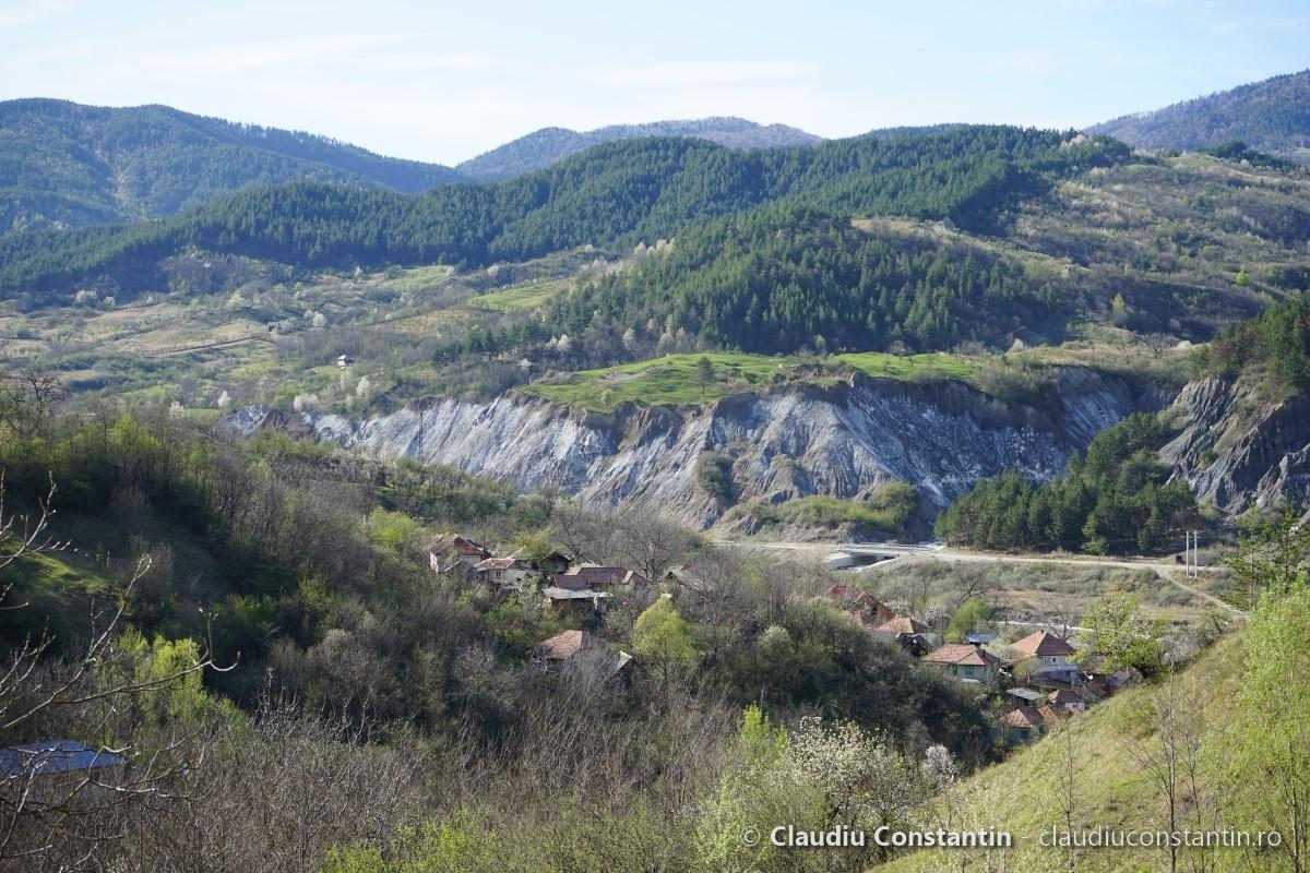 Cătunul Săreni, comuna Lopătari