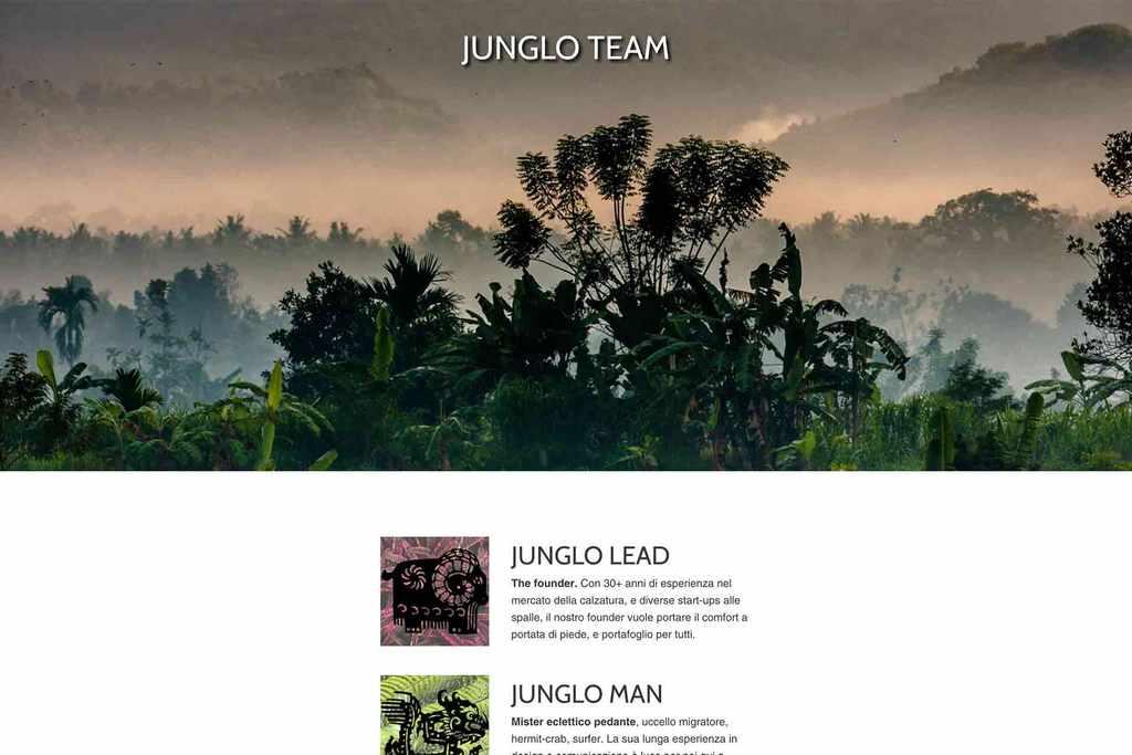 branding - Junglo