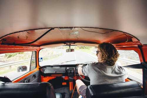 Location d'un véhicule: que peut on déduire?