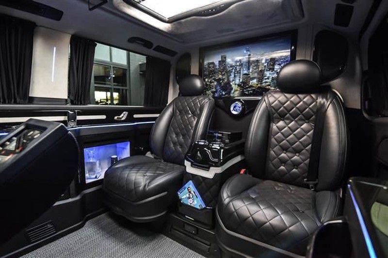 Mercedes-Benz V-Klasse V250D LANG VIP TV+4X CAPTAIN SEATS+CAMERA afbeelding 7