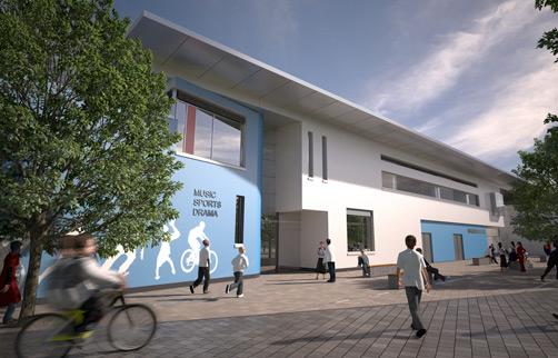 Hollingworth School : Hollingworth, Rochdale