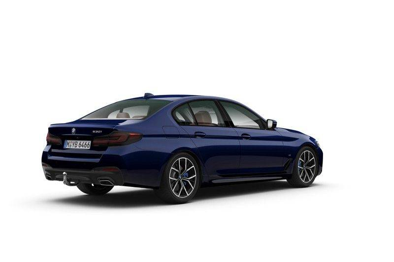 BMW 5 Serie 530i High Executive Launch Edition afbeelding 2