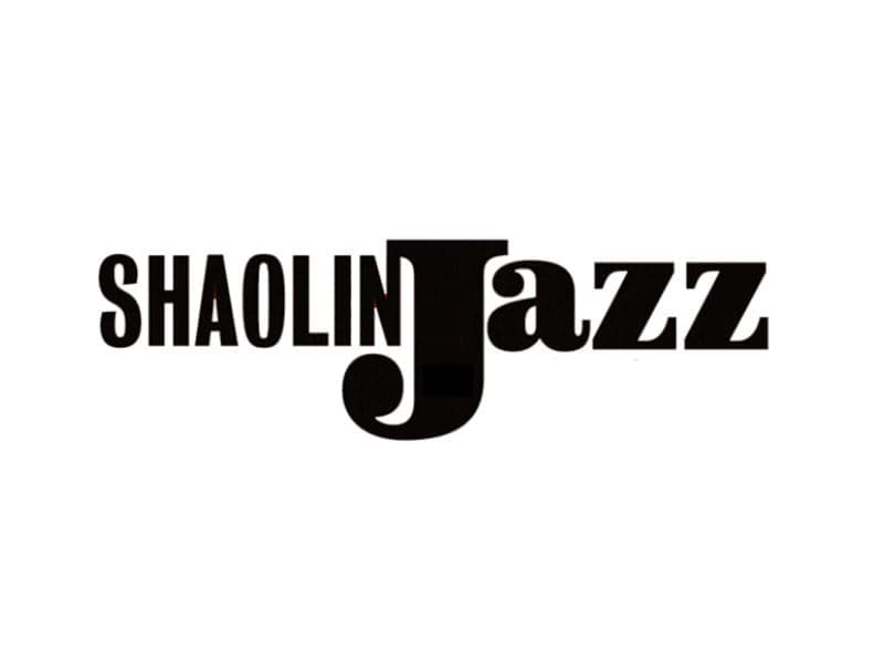 logo for shaolin jazz