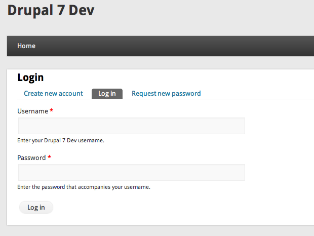 Customizing the Title on Account Pages in Drupal 7 Using a