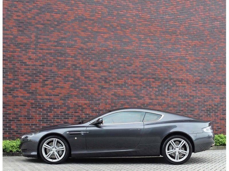 Aston Martin DB9 5.9 V12 *450 PK*Perfecte staat* afbeelding 15