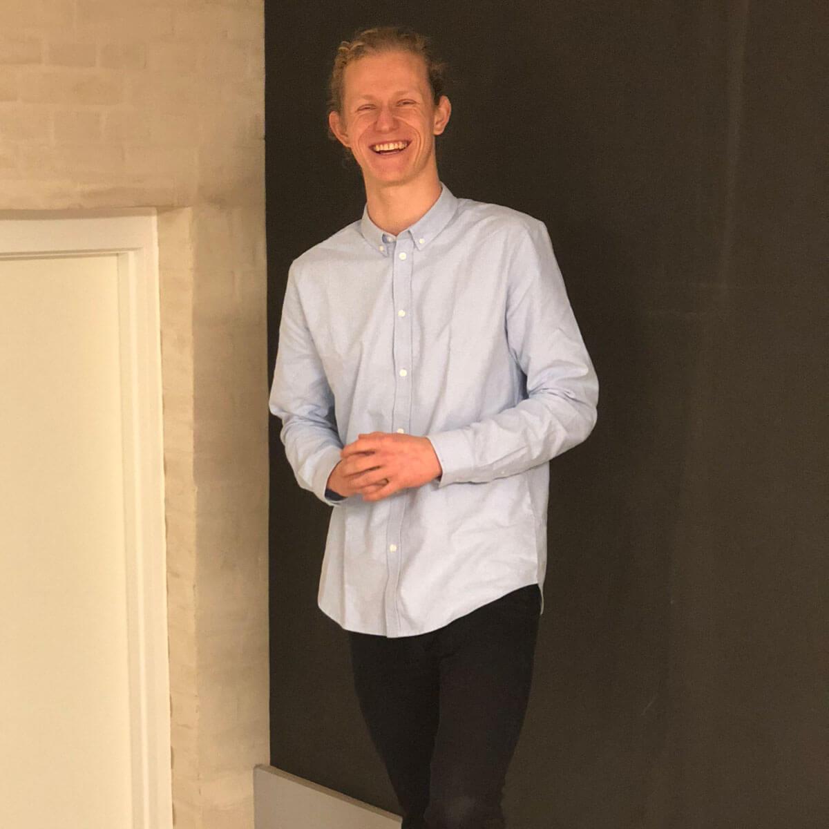 Billy regnskabsprogram Mathias Schou