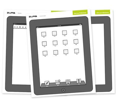 Ipad sketchsheets