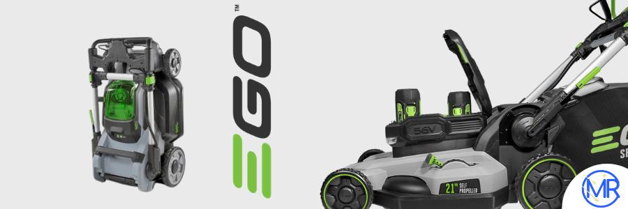 EGO Battery-Powered Mower Image