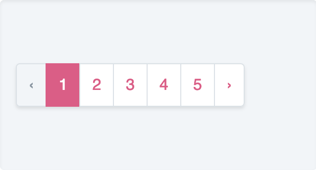 Pagination example 3