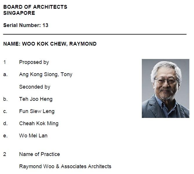 Woo Kok Chew Raymond