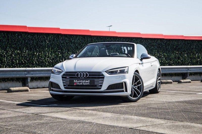 Audi S5 Cabriolet 3.0 TFSI S5 quattro | 354 PK | S-Line | B&O Sound | Assistentie City-Parking | S-Sportstoelen | Virtual Cockpit | Keyless-entry | Massage-Stoelen | afbeelding 3