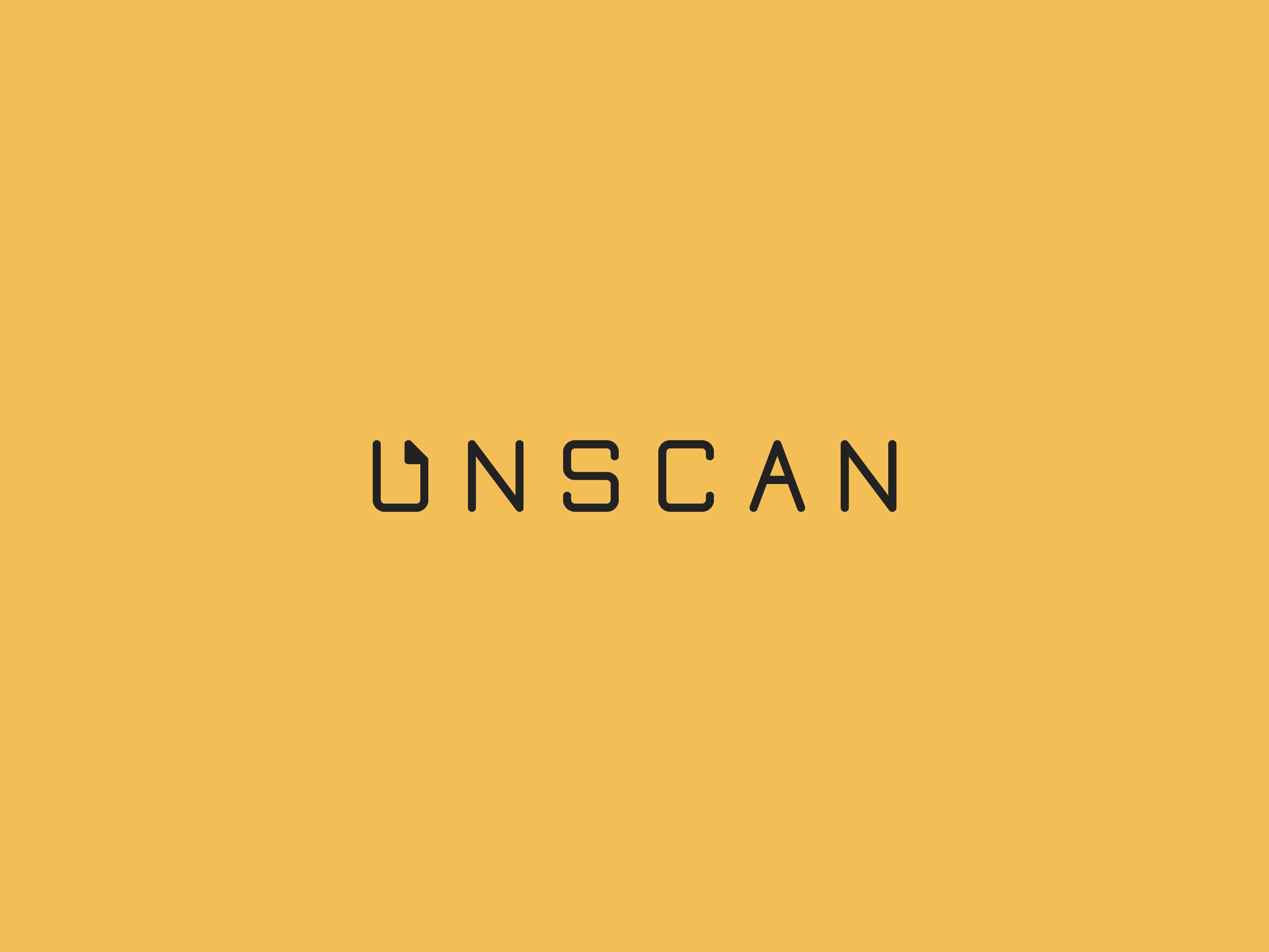 Unscan logo