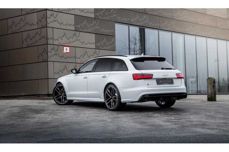 Audi RS6 Avant 4.0 TFSI RS6 quattro | 560PK | Audi Exclusive | Pano.Dak | Bose Sound | Adapt.sport Onderstel | afbeelding 5