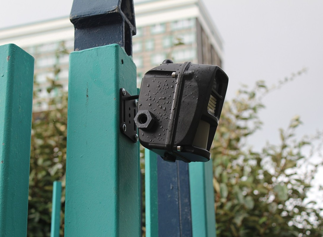 Wireless 4G Battery-Powered CCTV System