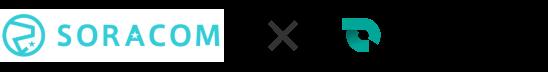 SORACOM × SmartDrive ロゴ