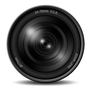 Camera Iconography Product Photography