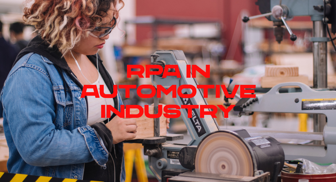 Robotic Process Automation in the Automotive Industry