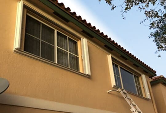 Preparing your shutters