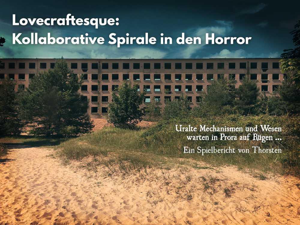 Coverbild mit Foto des Prora-Ferienkomplexes