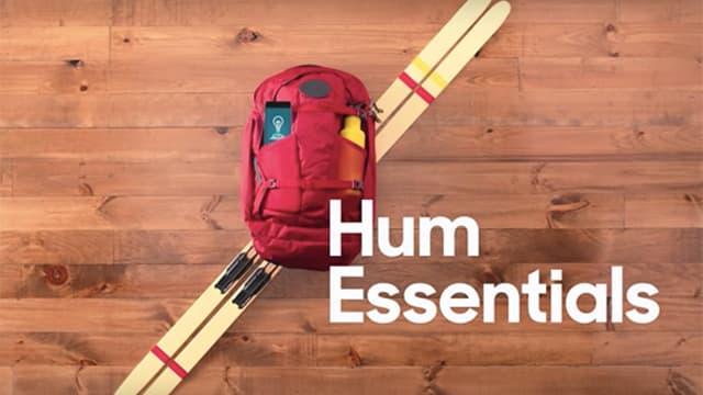 Hum Essentials - Ski Weekend