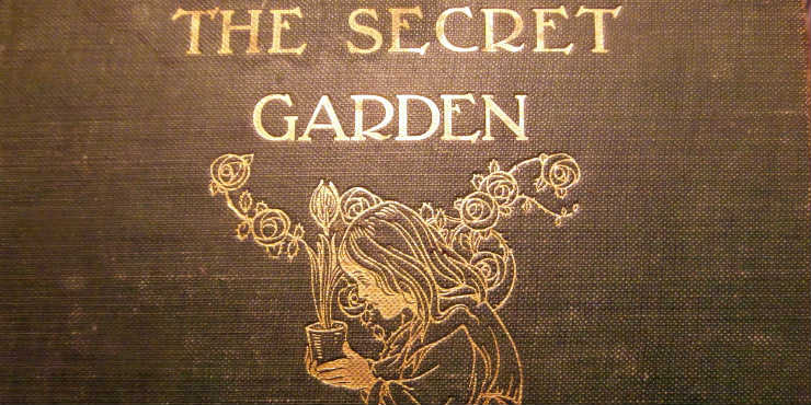 The secret garden by F Hodgson Burnett