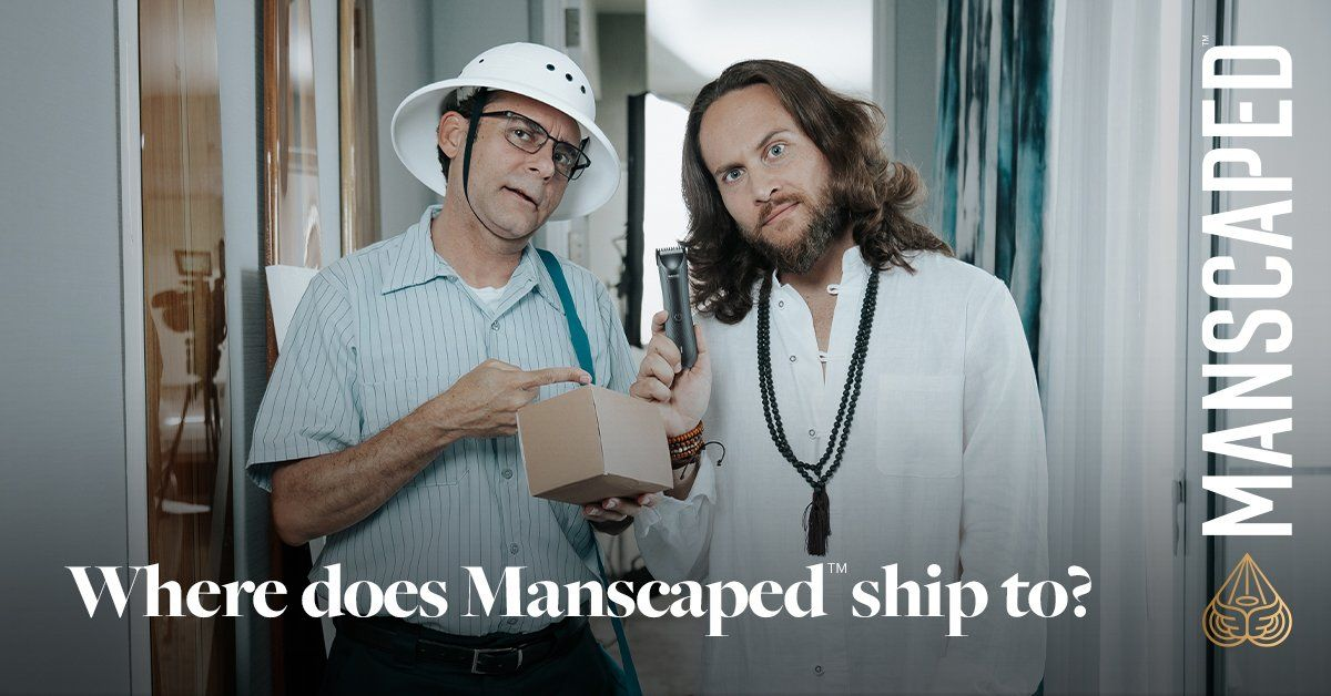 where does Manscaped ship to?